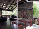 Residency house veranda